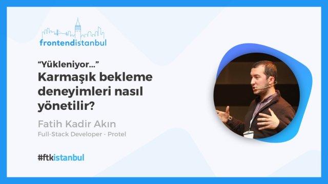 """Fatih Kadir Akın'ın """"Yükleniyor..."""""""