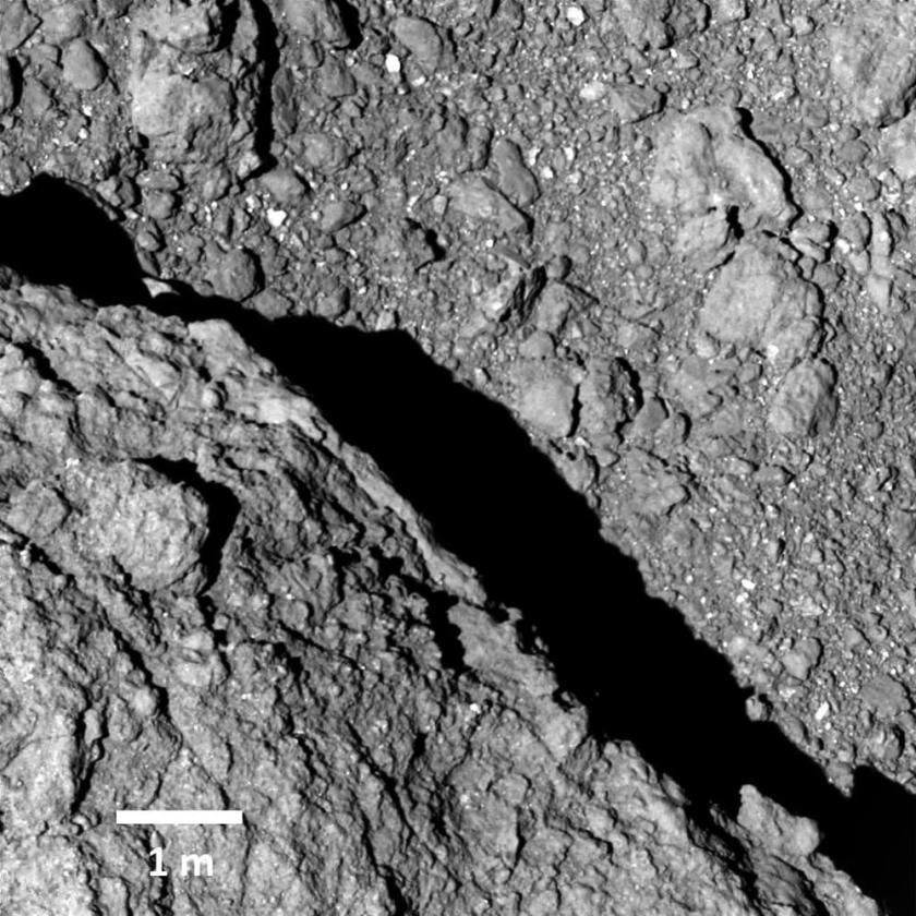 Ryugu Asteroidi İlk Görüntüleri