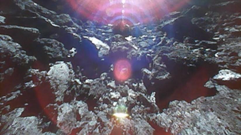 Ryugu Asteroidi Görüntüleri Geldi