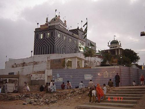 Hadrat Abdullah Shah Ghazi R A