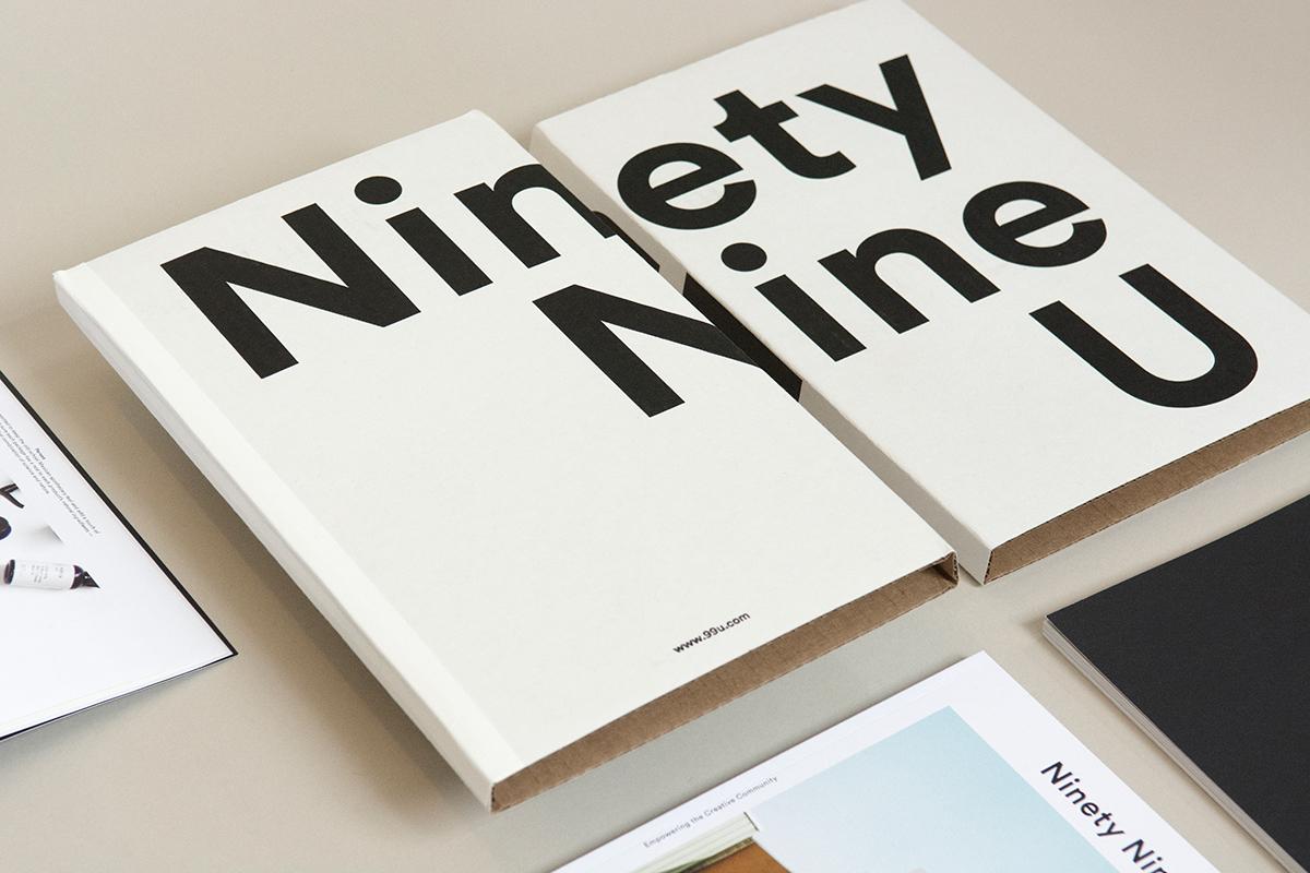 Ninety Nine U magazine - Editorial Design