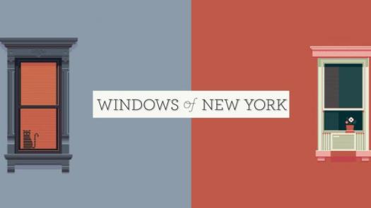 Windows of New York by  Jose Guizar