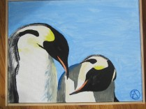 Seagull penguins and clay pot lighthouse 008 (570x428)