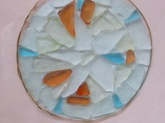 Beach Glass Sand Dollar (4)