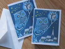 owl greeting card 003 (570x428)