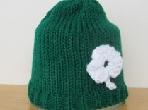 Shamrock Infant Hats and Headbands (3)