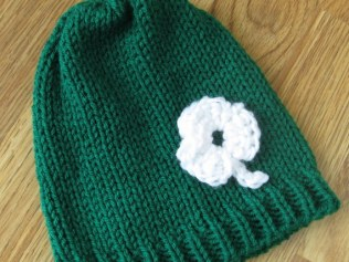 Shamrock Infant Hats and Headbands (6)