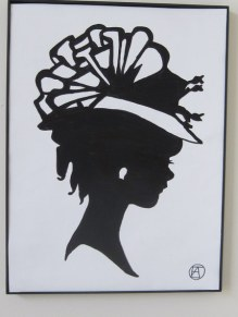 FANCY LADIES SILHOUETTE (8)