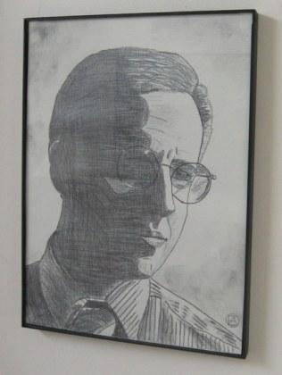 Mike Tuggle Pencil Sketch (1)