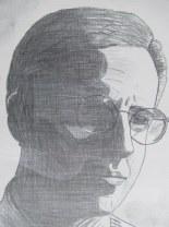 Mike Tuggle Pencil Sketch (6)