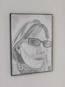 Self Pencil Portrait (8)
