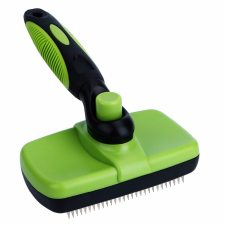 Self-Cleaning Grooming Brush for Pets