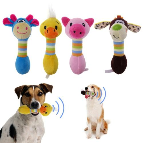 Cute Squeaky Plush Toy