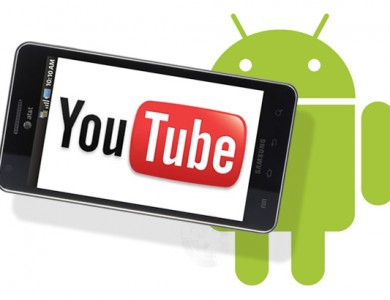 youtube app download for android