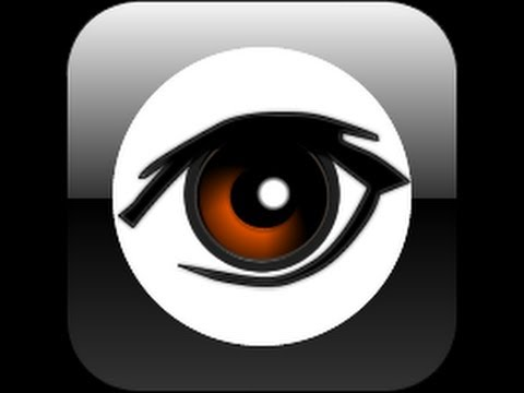 iSpyCams software app for iPhone/iPad