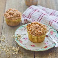 Apple Crunch Cinnamon Muffin (gluten free) - TGIF