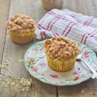 Apple Crunch Cinnamon Muffin (gluten free) - TGIF
