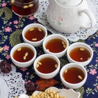 Longan Red Date Ginger Tea: Cold Remedy Tea and Come in Handy for Black Friday Shopping