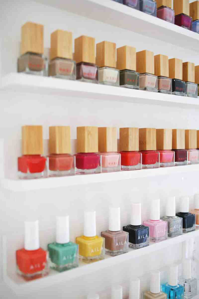 Old Fashioned Color Clutch Nail Polish Holder Elaboration - Nail Art ...