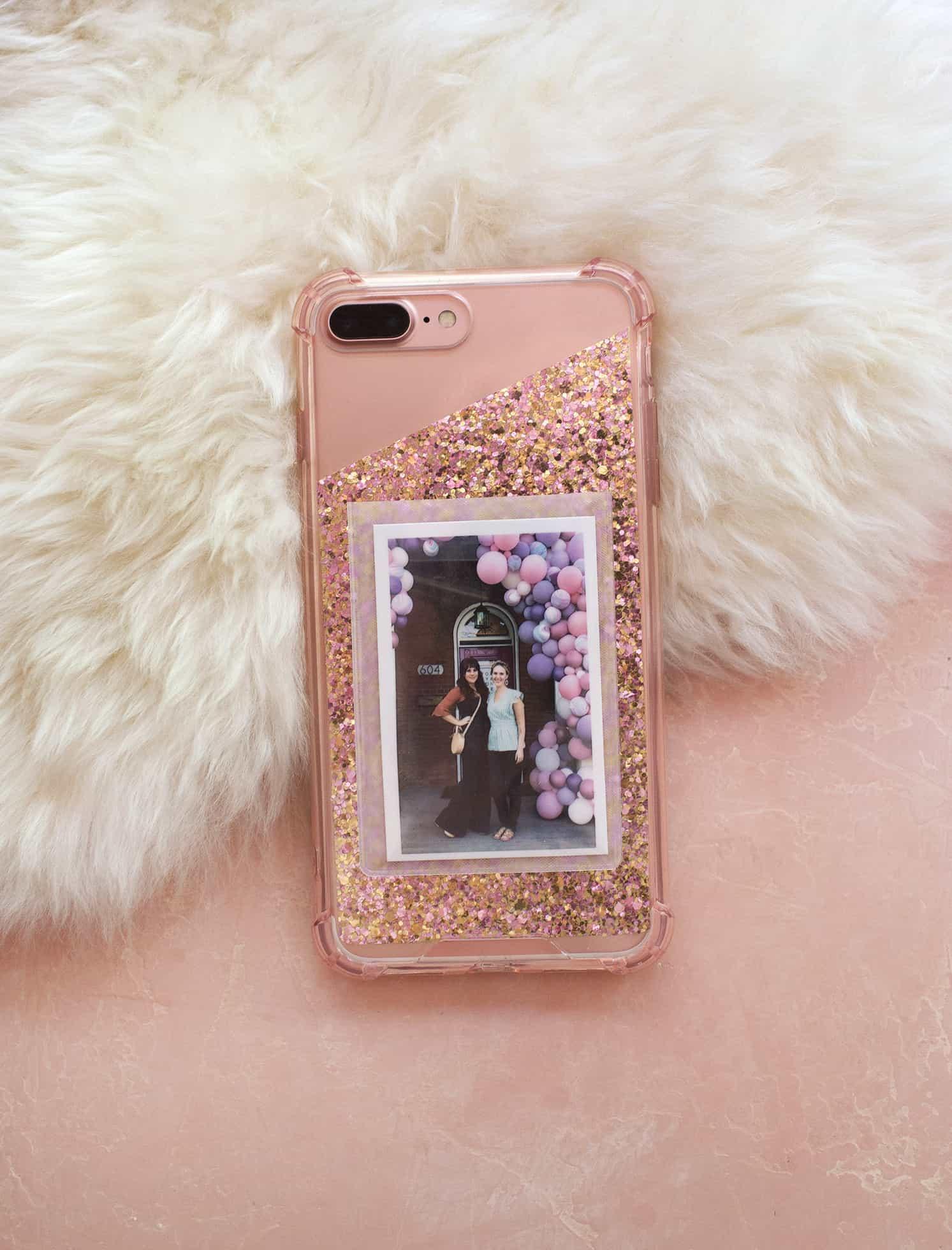 Diy Photo Cell Phone Case