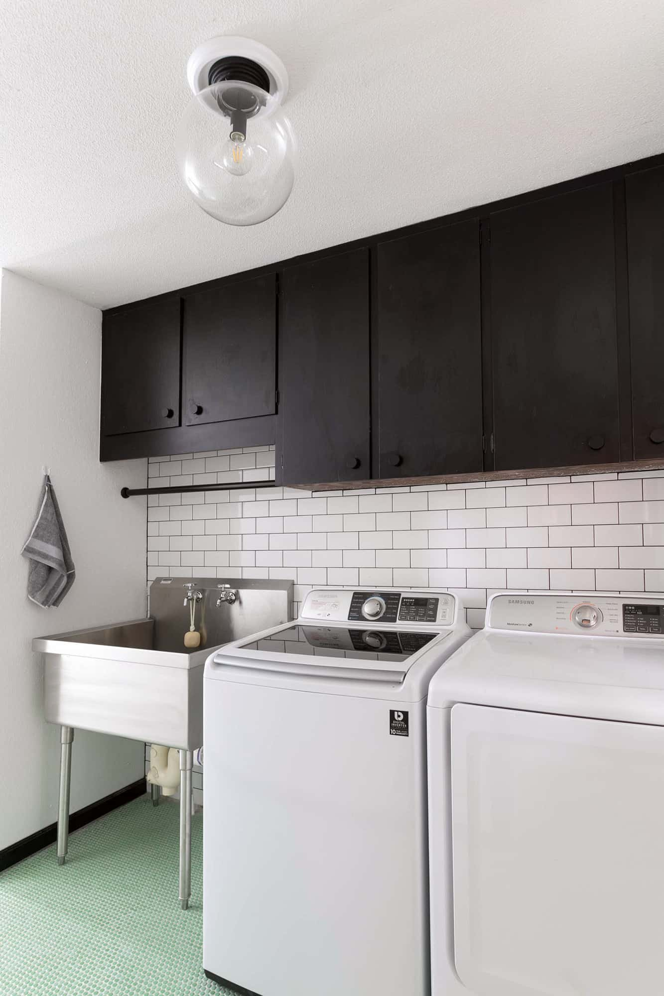 emma s laundry room makeover a