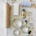 Make Your Own Clay Ornaments A Beautiful Mess