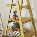 Nesting Ladder Display Makeover A Beautiful Mess