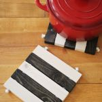 Diy Wooden Trivet Set A Beautiful Mess