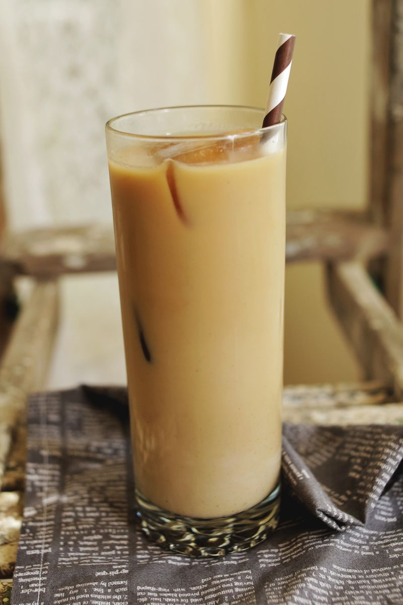 Lavender Iced Coffee A Beautiful Mess