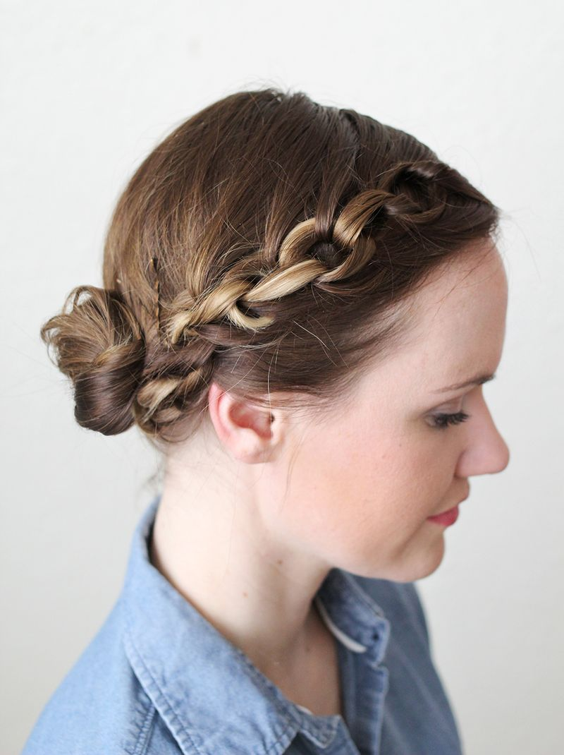 How To Style A Chain Braid A Beautiful Mess