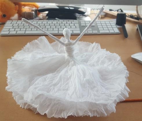 Large ballerina