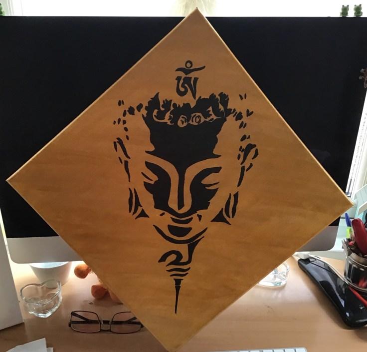 Buddha painting 1. image 3