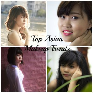 Asian eye makeup trends