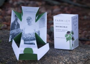 Farmacy Beauty Invincible Serum Package