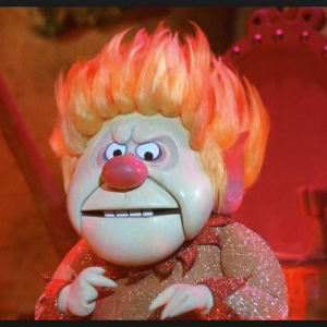 Heat Miser The Year without a Christmas