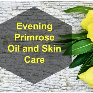 Aspara Skin Care evening primrose oil serum