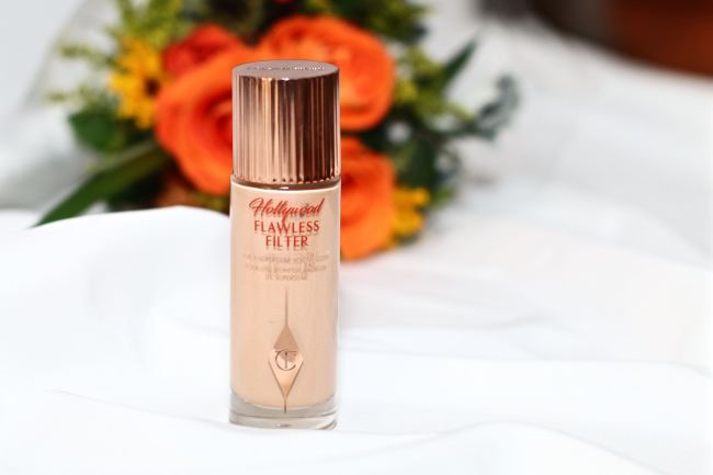 Review Charlotte Tilbury Hollywood Flawless Filter