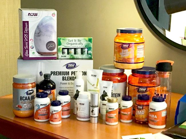 NOW Foods supplements sports nutrition