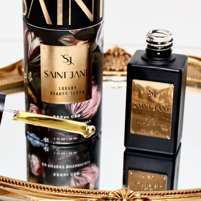 cbd for skin Saint Jane Beauty Oil