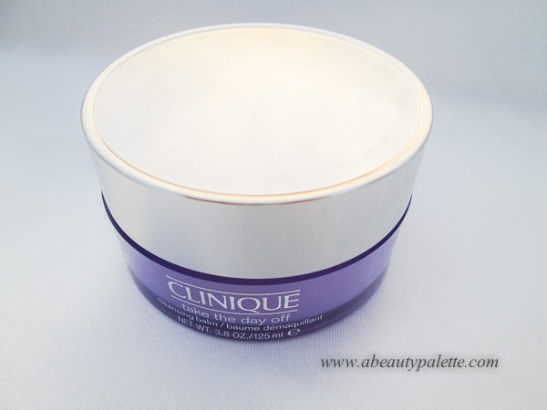Clinique Take The Day Off Cleansing Balm Review