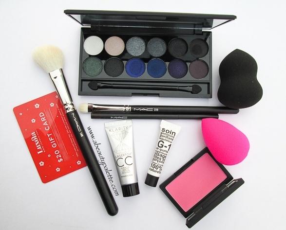 Shopping Haul: MAC, Sleek and the Beauty Blender