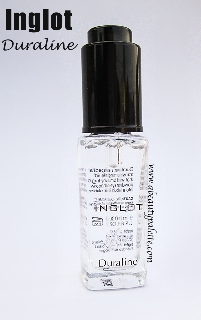 Inglot Duraline- Review, Price and 5 Ways To Use
