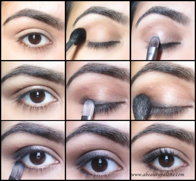 Easy Daytime Smokey Eye|A Beauty Palette