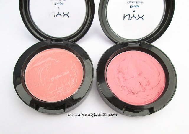 NYX Rouge Cream Blush in Natural & Glow