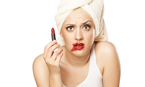 9 Makeup Mishaps and How To Fix Them