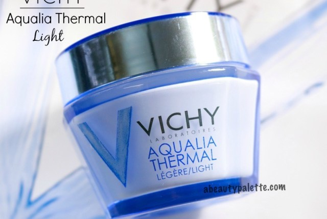 Vichy Aqualia Thermal Light Review