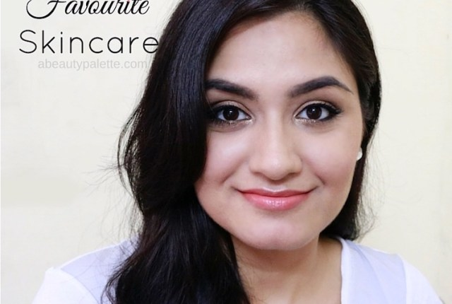 My Current Favourite Skincare Products