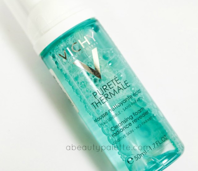 Vichy Purete Thermal Foaming Water