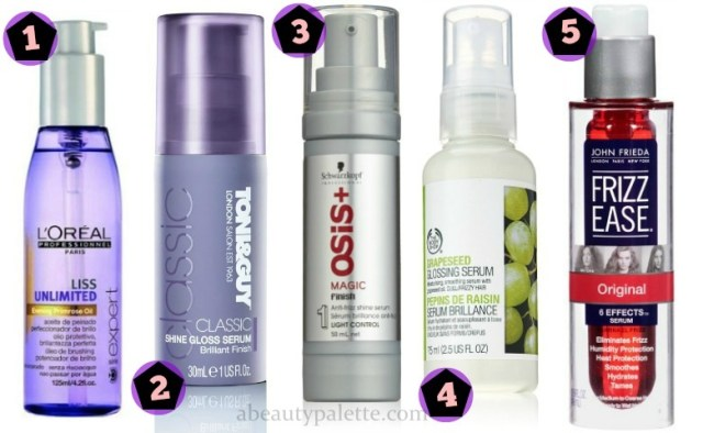 Best Serum For Hair In India- Dry, Frizzy & Damaged