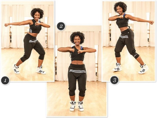 5 Awesome Zumba dance moves for weightloss